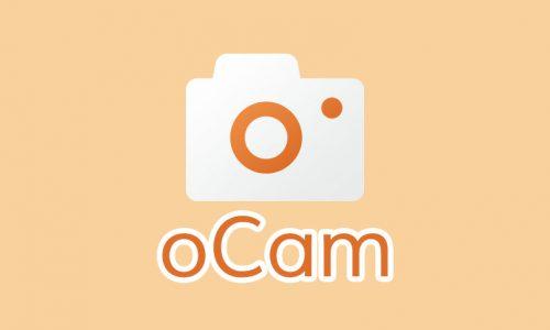 PC画面を録画(撮影)できるフリーソフト「oCam」の使い方