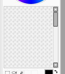 SAIの操作画面